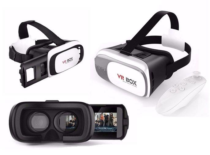 c6d67a8920fba ... Óculos Vr Box 2.0 Realidade Virtual 3d Android e Ios - Imagem ...
