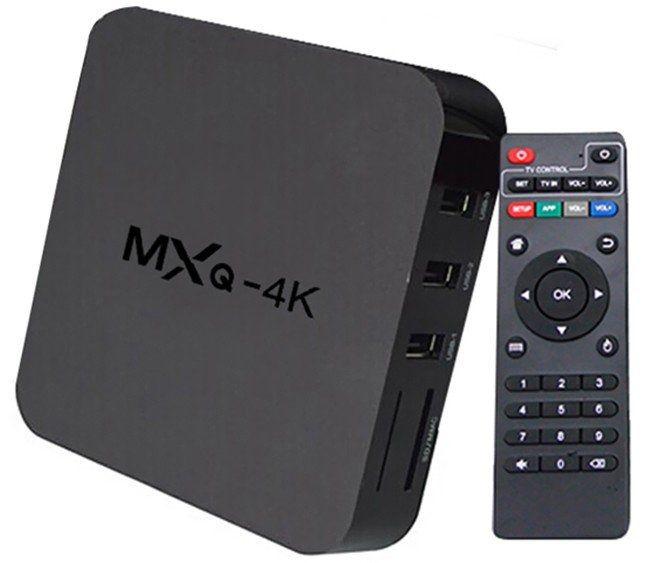 3444337229d90 ... Smart Tv Otto Box 4K Android Tv Quad Core Mxq. - Imagem 2 ...