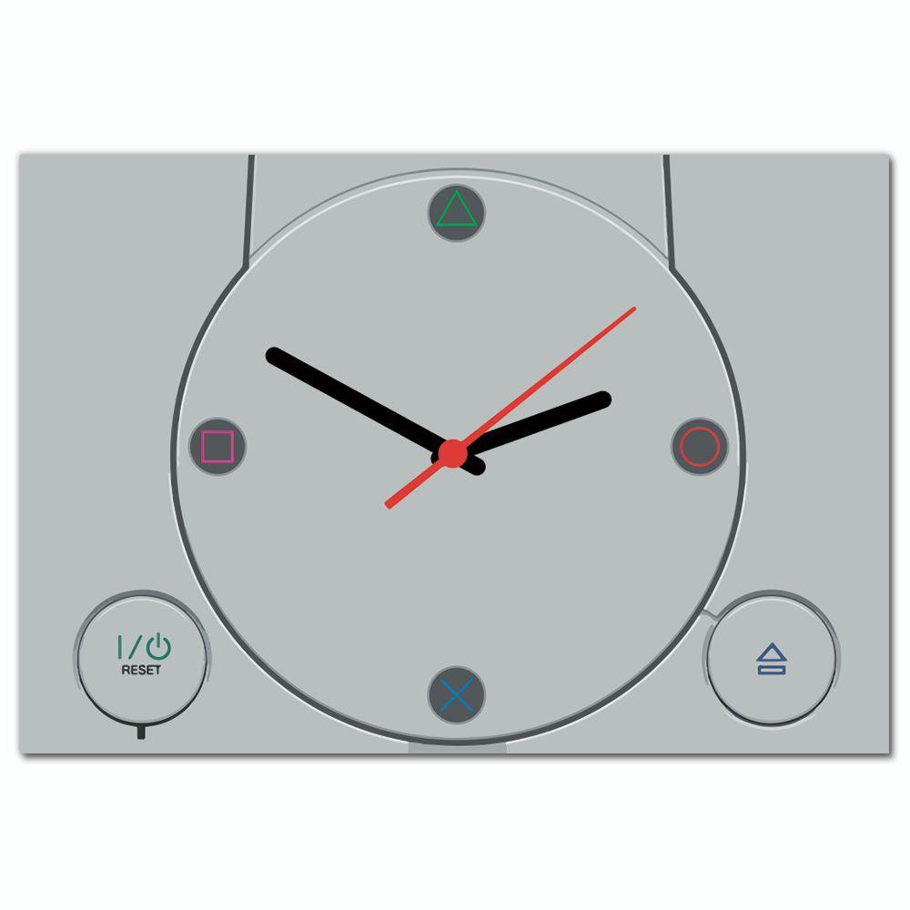 a83111939b5 Relógio de Parede Beek PSONE - Beek Geek s Stuff