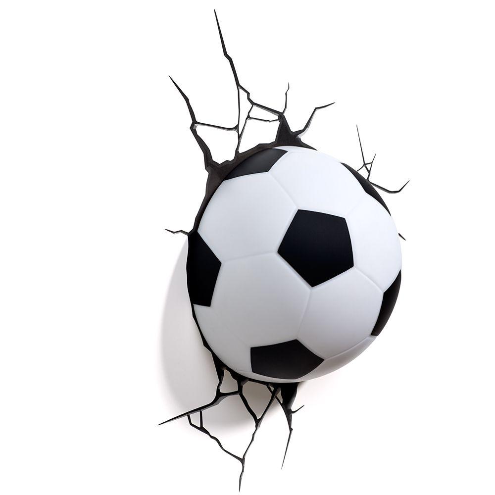 ... Luminária 3D Light FX Bola de Futebol Edição Especial BRASIL - Imagem 3  ... ad1a987b39345