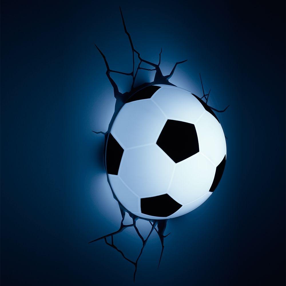 ... Luminária 3D Light FX Bola de Futebol Edição Especial BRASIL - Imagem 4  ... 3cbb74a7ec994