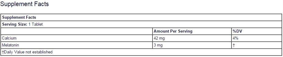 - Sem titulo911 - Melatonina, Timed Release, Source Naturals, 3 mg, 240 Tablets