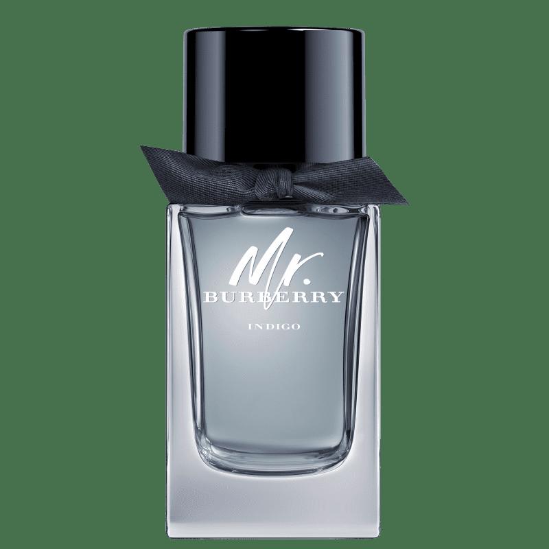 Mr Burberry Indigo Edt 100ml Perfume Importado Original Masculino