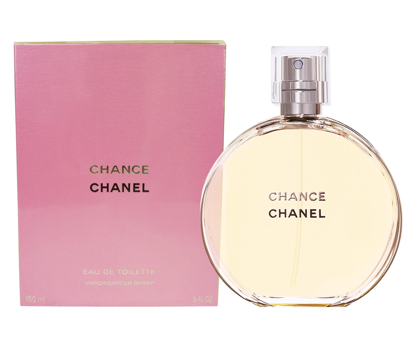 Perfume Importado Chanel Chance Edt 150ml - Chanel Feminino