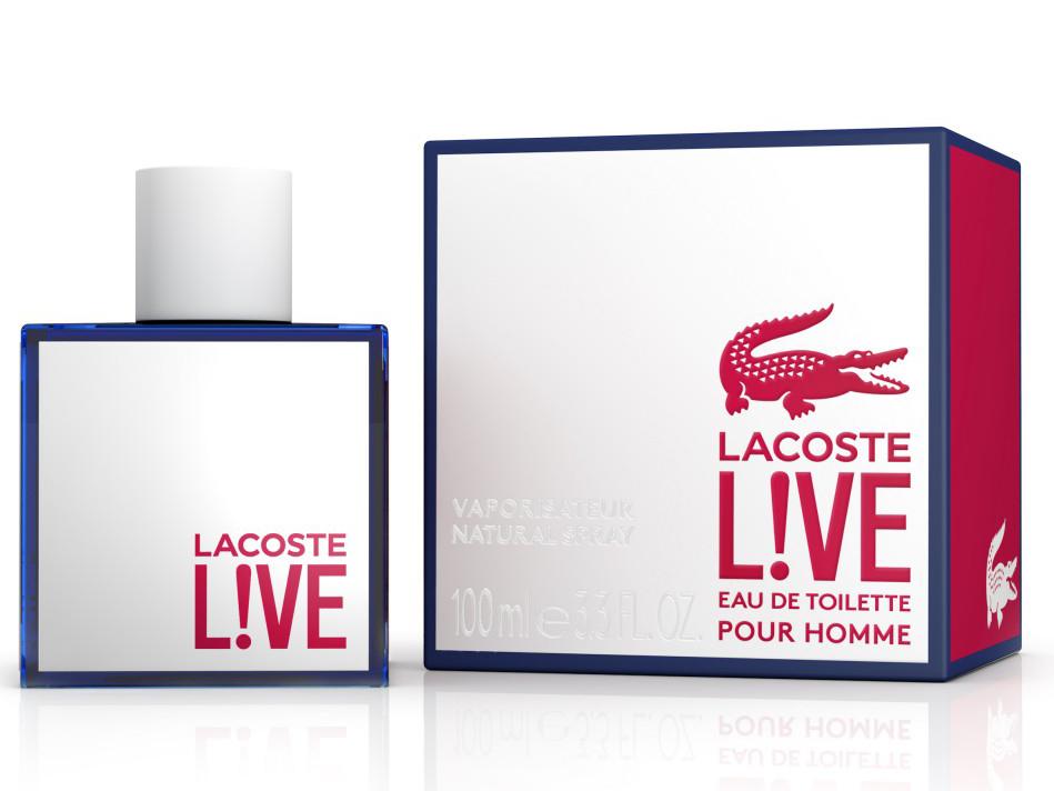 Lacoste Live   Perfume Importado Masculino   Oferta LojaBit ... 678b7fcc56