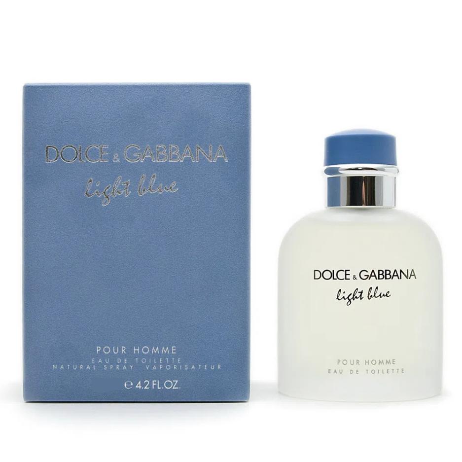 Light Blue Edt 200ml Dolce Gabbana Perfume Importado Original Masculino