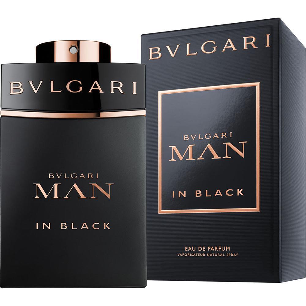Perfume Importado Bvlgari Man In Black Edp 100ml - Bvlgari Masculino