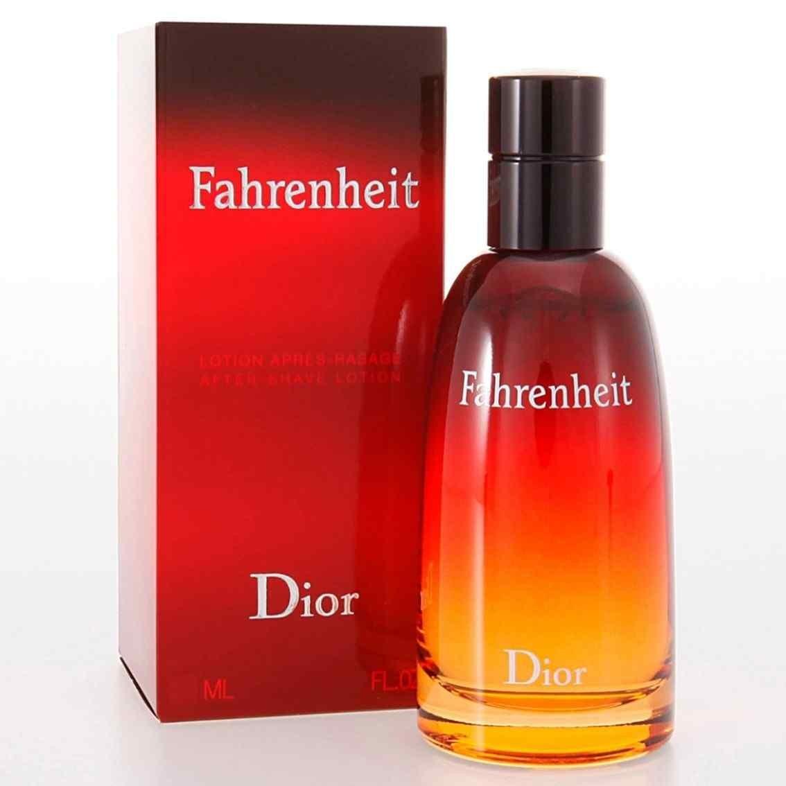 Fahrenheit Edt 100ml Christian Dior - Perfume Importado Masculino
