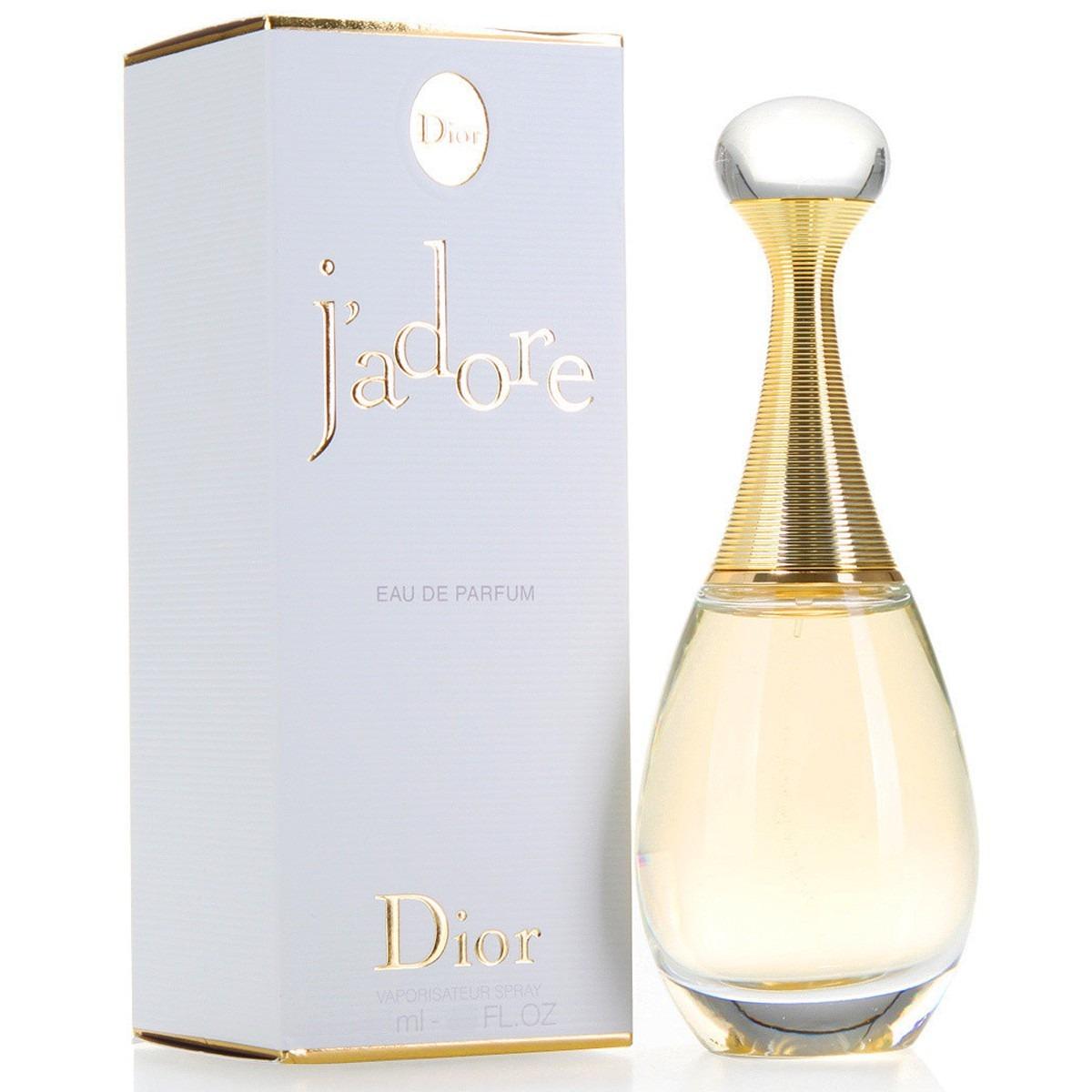 Perfume Importado J'adore Edp 100ml - Christian Dior Feminino