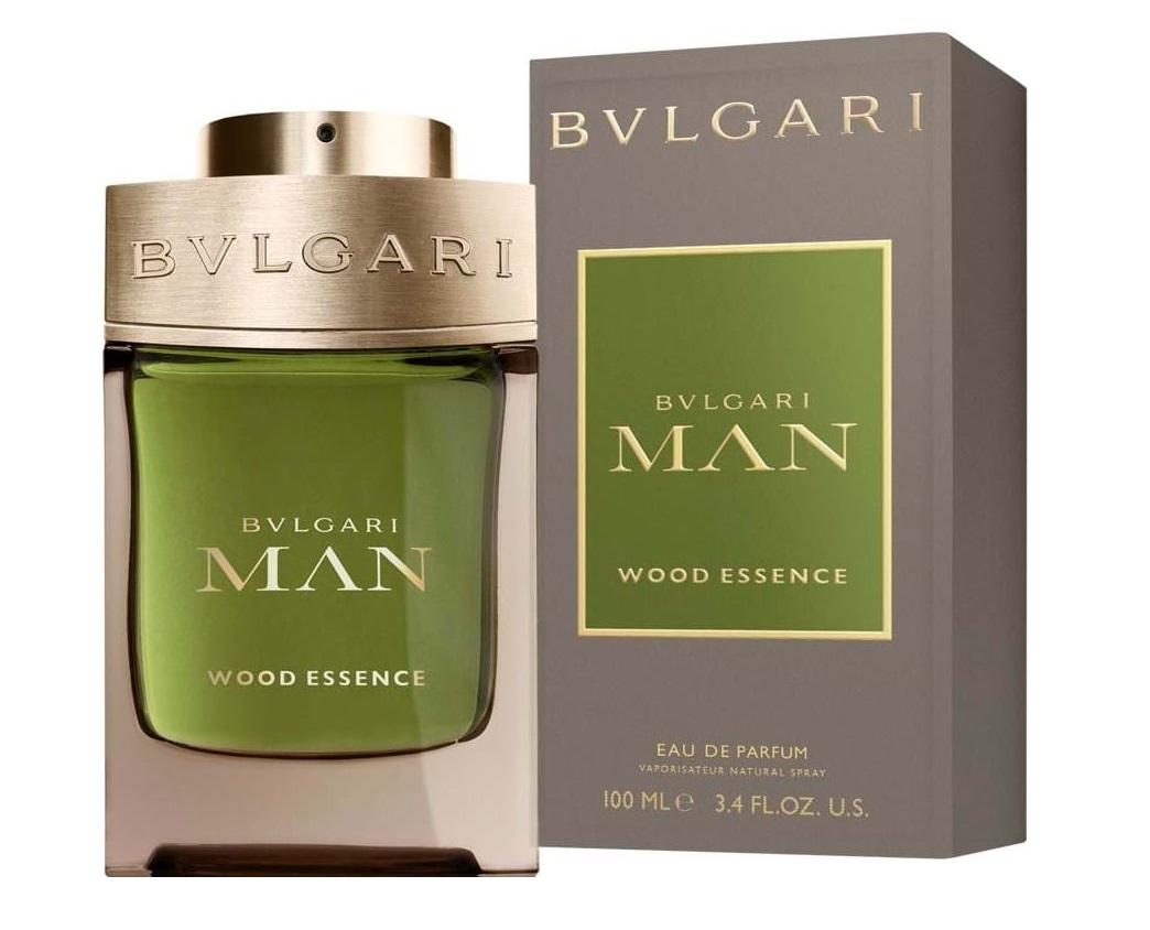 Perfume Importado Bvlgari Wood Essence Edp 100ml - Bvlgari Masculino