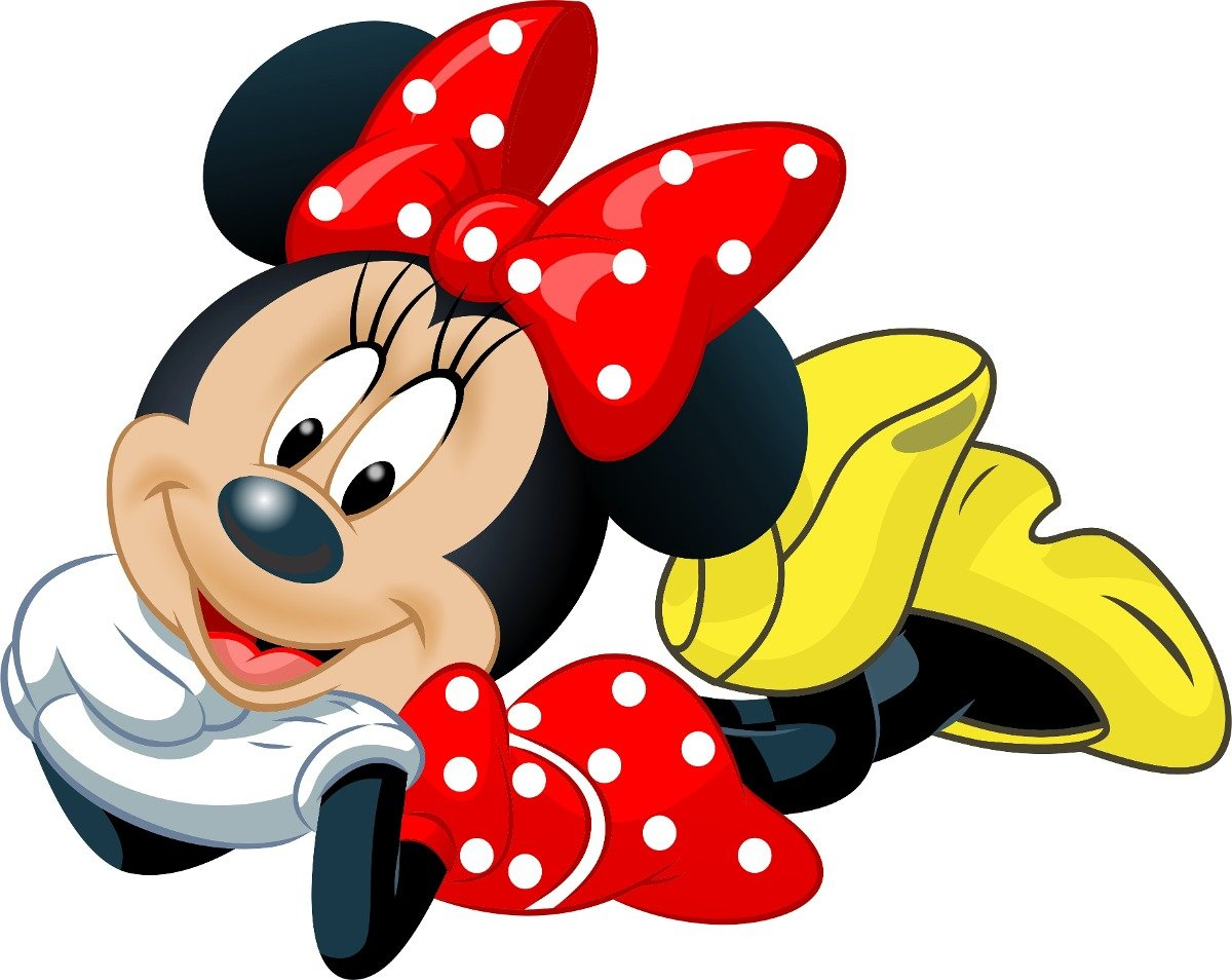 vestido minnie tema festa infantil minnie Disney Vestido infantil Tia Gina