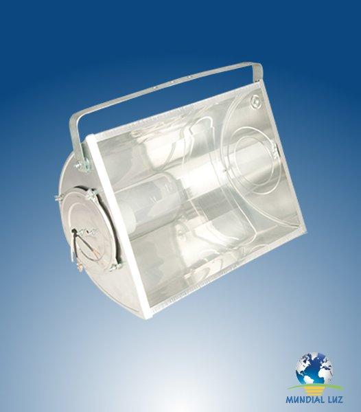 projetor de aluminio
