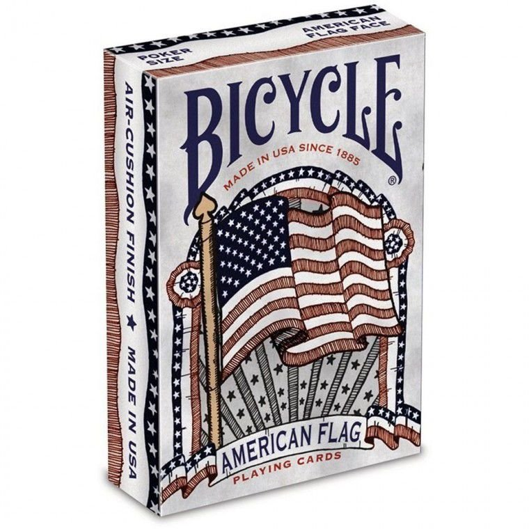 Baralho Bicycle American Flag