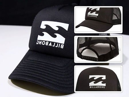 e21e2adea25f7 Boné Billabong Podium Trucker Preto - Radical Place - Loja Virtual ...