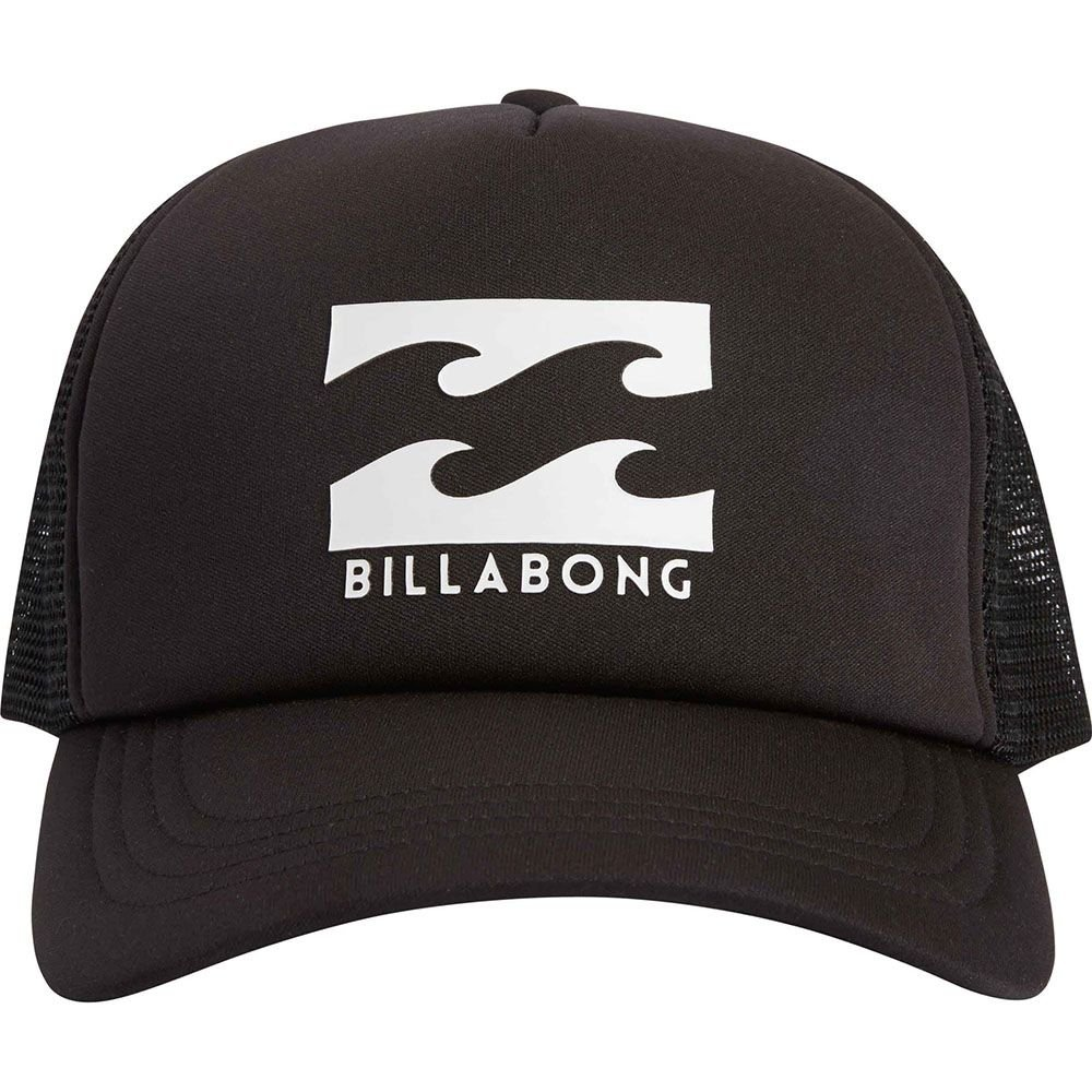 7988458e94fcb Boné Billabong Podium Trucker Preto - Radical Place - Loja Virtual ...