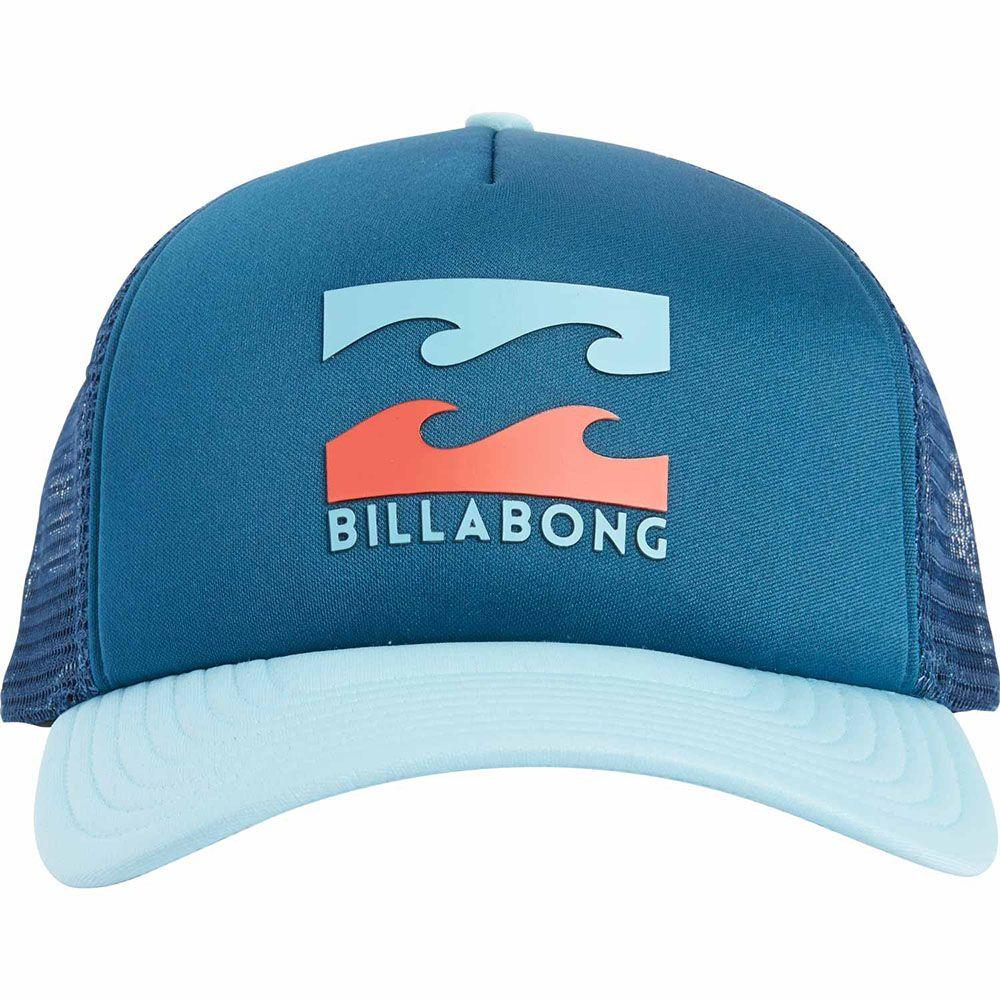 Boné Billabong Podium Trucker Azul - Radical Place - Loja Virtual de ... a1cdb504c43