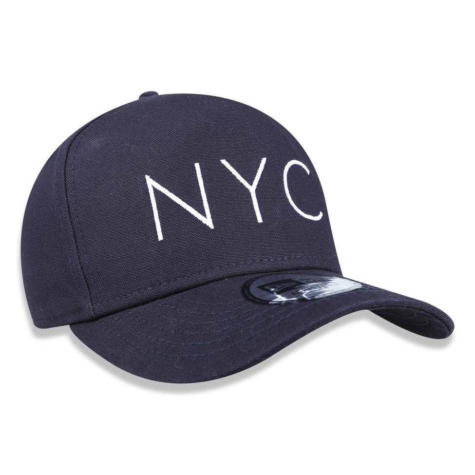 Boné New Era 940 NYC Azul Marinho - Radical Place - Loja Virtual de ... aa8dbf946a1