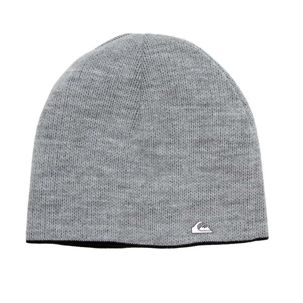 Gorro Quiksilver Out Of Bounds Preto Cinza - Radical Place - Loja ... 2ab3f3bbabe
