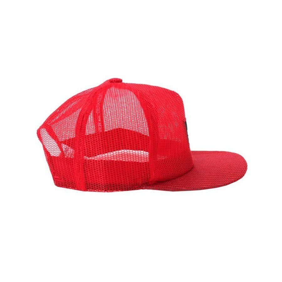 Boné Quiksilver Trucker Transfer Cap Vermelho - Radical Place - Loja ... 5c72a45d6a0