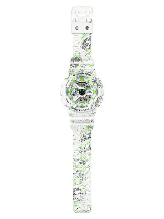 100c60a0871 Relógio G-Shock GA-110TX Branco - Radical Place - Loja Virtual de ...