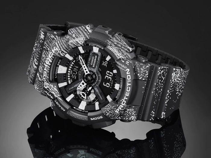 8bda138495b Relógio G-Shock GA-110TX Preto - Radical Place - Loja Virtual de ...