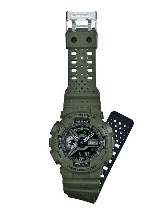 765910204ea Relógio G-Shock GA-110LP Verde - Radical Place - Loja Virtual de ...