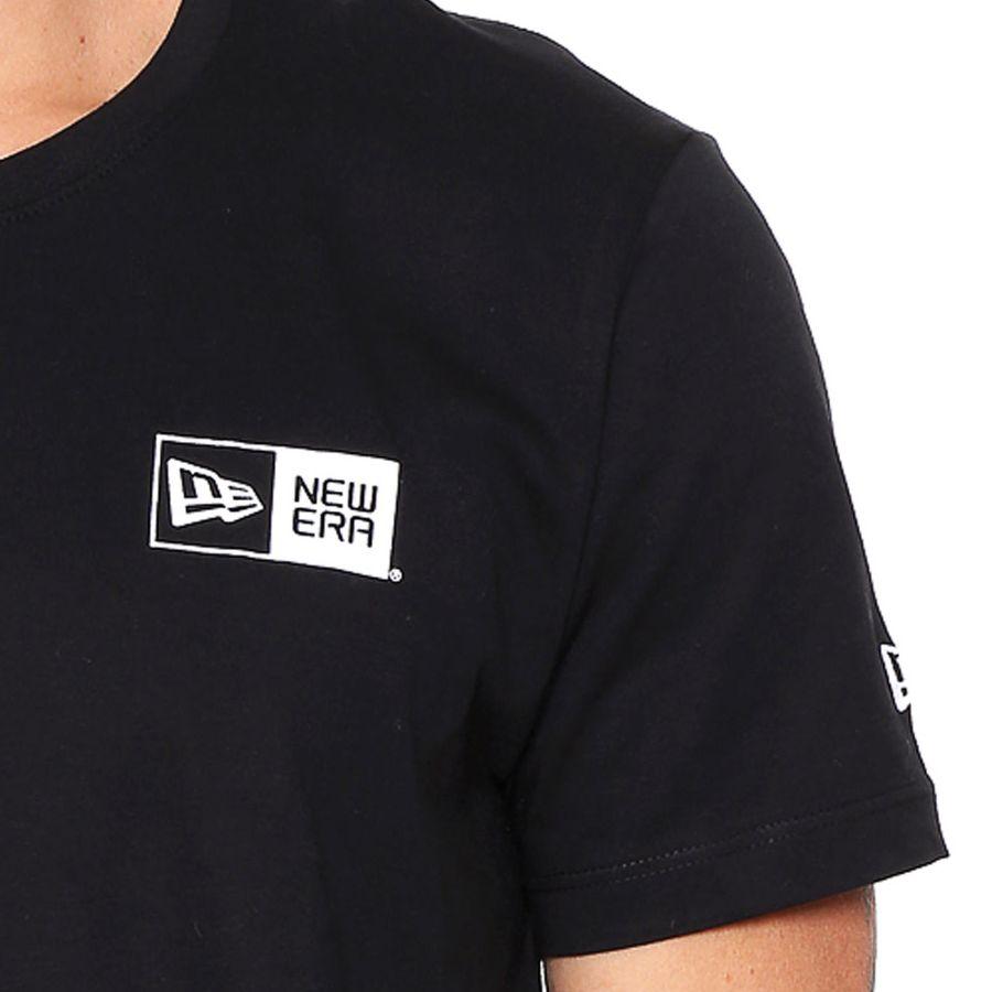 Camiseta New Era Mini Basic Logo Preta - Radical Place - Loja ... dfcbec184b3