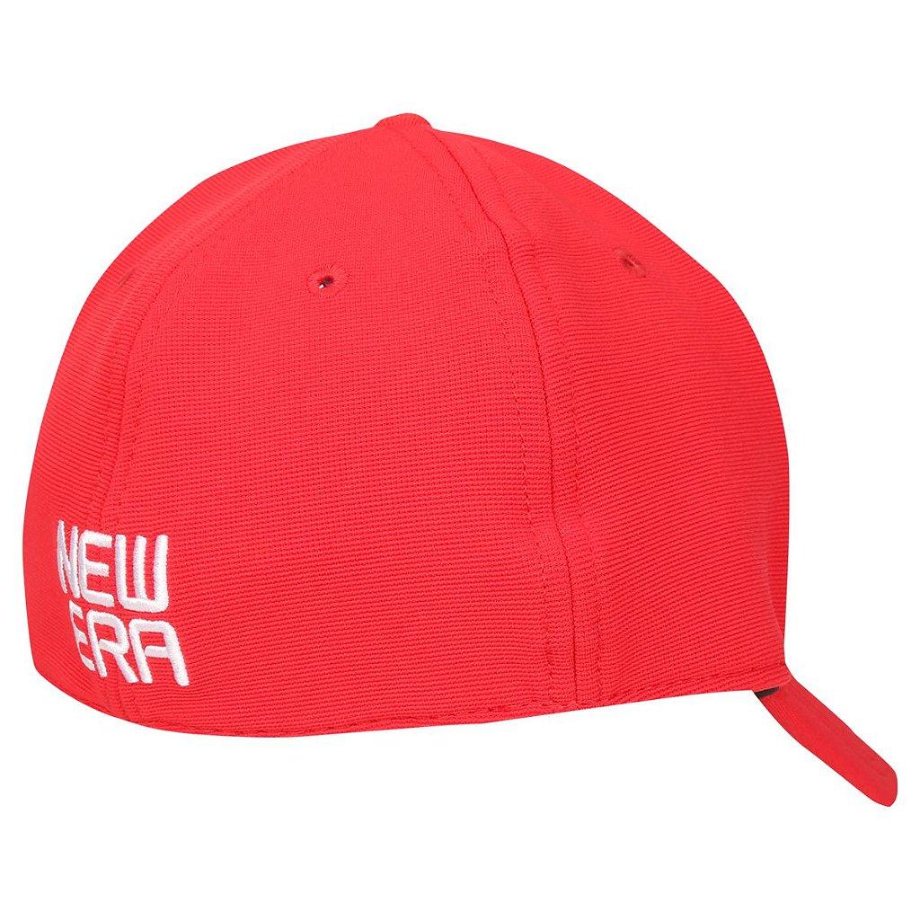 Boné New Era 3930 HC Pin Vermelho - Radical Place - Loja Virtual de ... c55b548d7b93