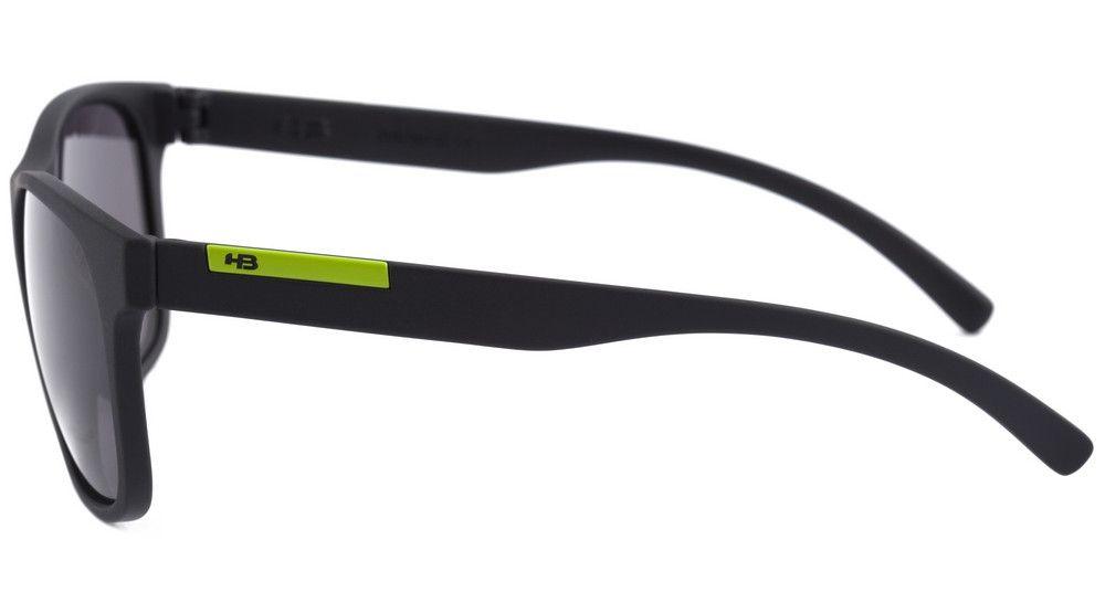 5e6e48ca4b492 ... Óculos de Sol HB Underground Matte Black   D. Green   Gray - Imagem 3  ...