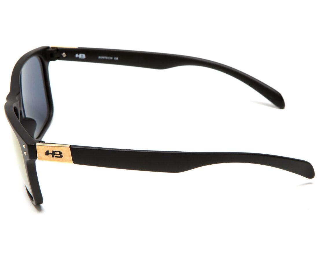 3bb06172eed41 Óculos de Sol HB Gipps II Matte Black l Gold - Radical Place - Loja ...