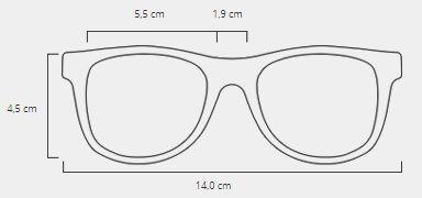 9286113e4a78d ... Óculos de Sol HB Tanami Matte Black