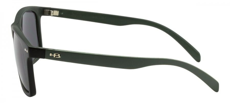 340cbdb6e0ee9 Óculos de Sol HB NeverMind Matte Black   Army   Gray - Radical Place ...