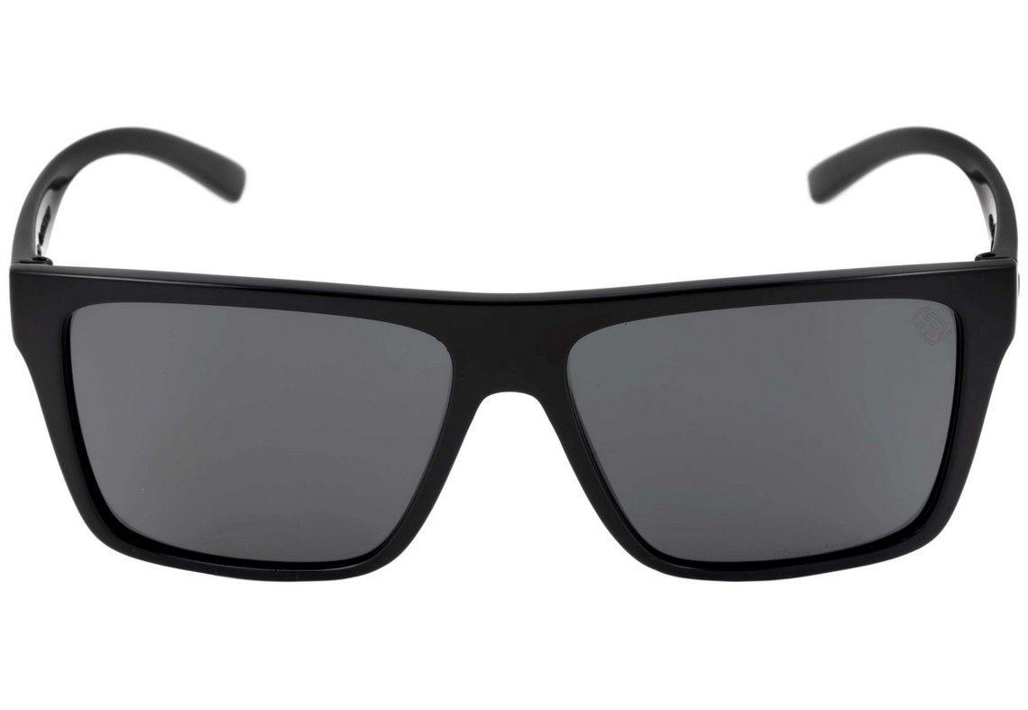 10fb704d5 Óculos de Sol HB Floyd Gloss Black | Polarized Gray - Radical Place ...