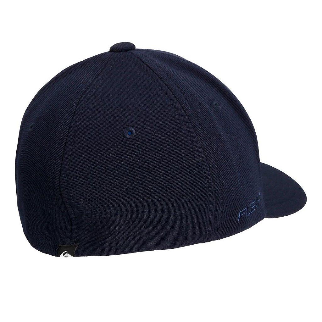 Boné Quiksilver Unic Color Azul Marinho - Radical Place - Loja ... d9e396cf990