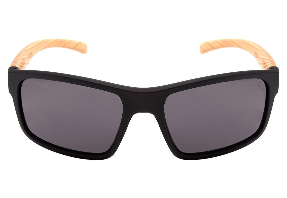 d231aea1e Óculos de Sol HB OverKill Matte Black Wood I Gray - Radical Place ...