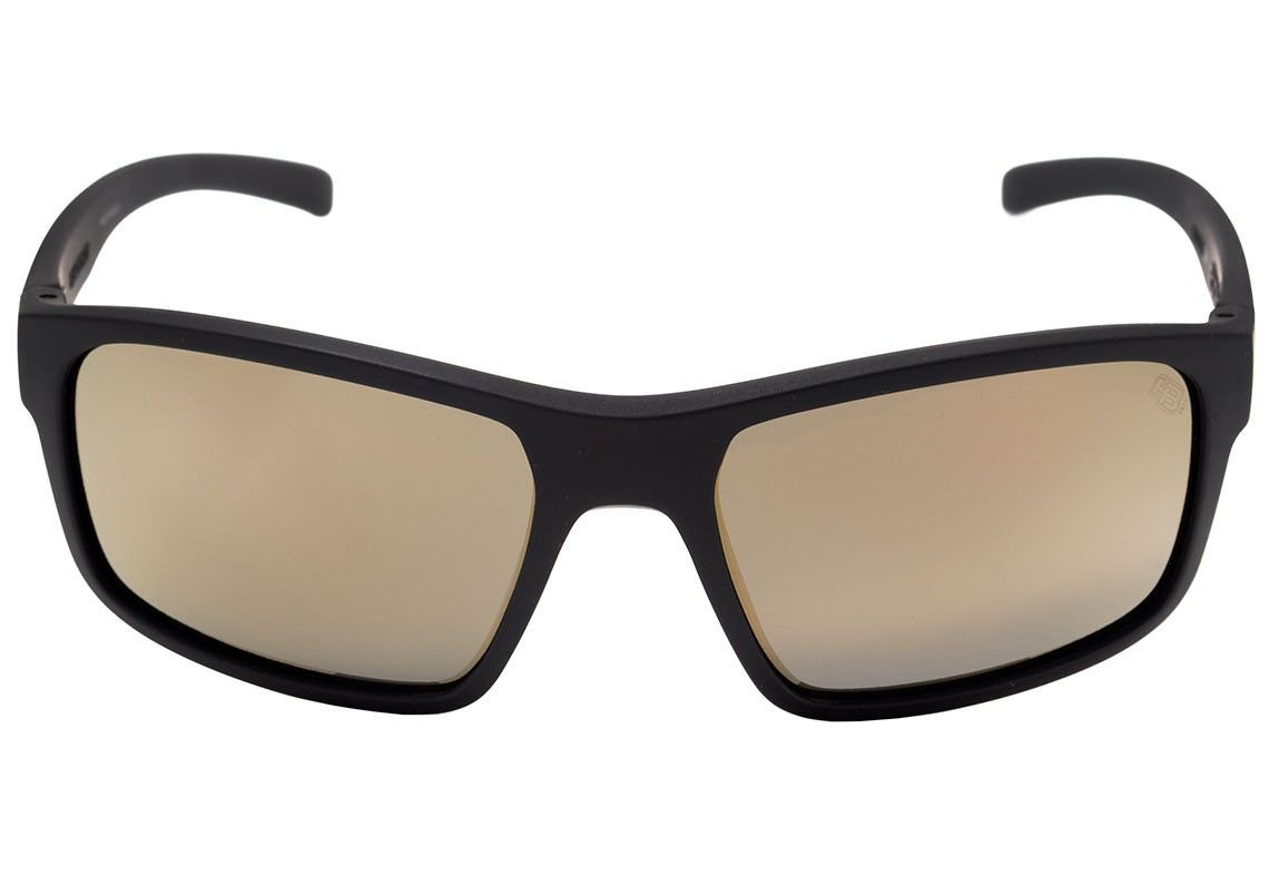 c59697708ec6b Óculos de Sol HB OverKill Matte Black I Gold Chrome - Radical Place ...