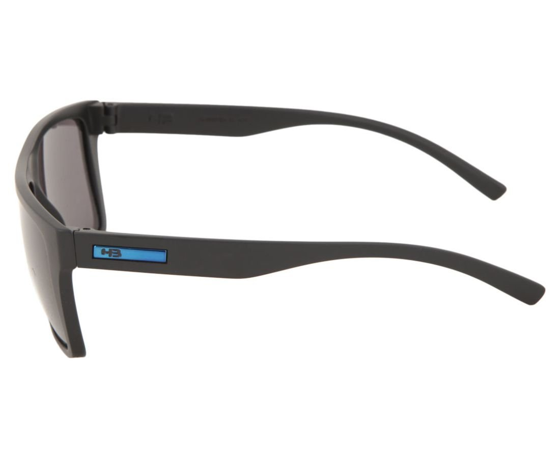 Óculos de Sol HB Floyd Matte Black D. Blue   Gray - Radical Place ... 1a0f7da833
