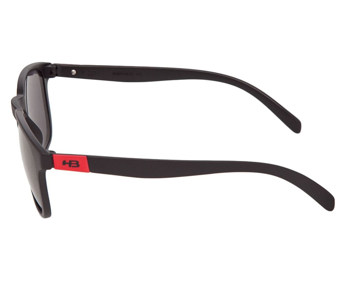 Óculos de Sol HB Dingo Matte Black   D. Red   Gray - Radical Place ... ae4b27f84e