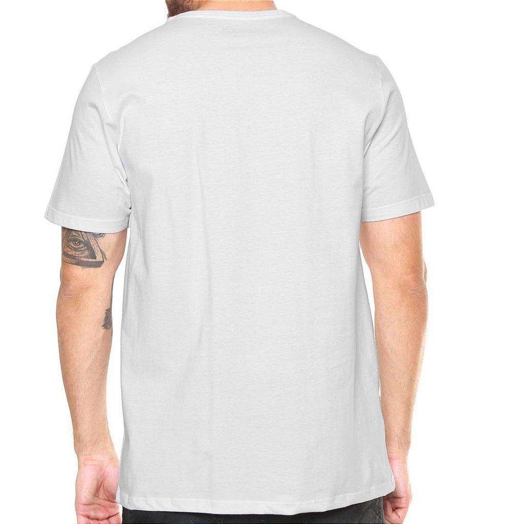 8f26c37a8e963 Camiseta Hurley Silk Icon Branca - Radical Place - Loja Virtual de ...