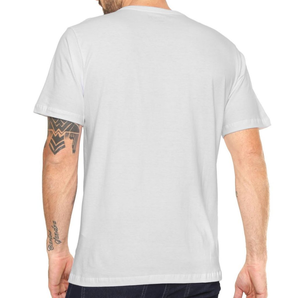 Camiseta Hurley Silk O O Push Throught Branca - Radical Place - Loja ... befd9815134
