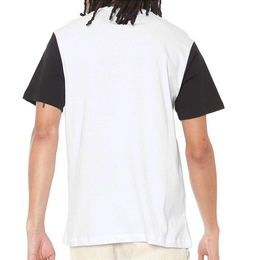 992f6b362d8cf Camiseta Quiksilver Second Branca - Radical Place - Loja Virtual de ...