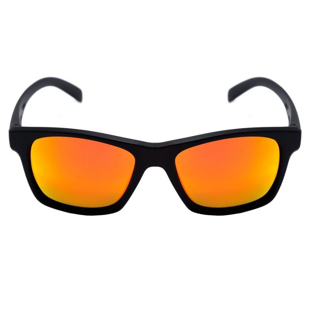 ... Óculos de Sol HB Unafraid Matte Black   Polarized Red - Imagem 2 ... 51adcdf450