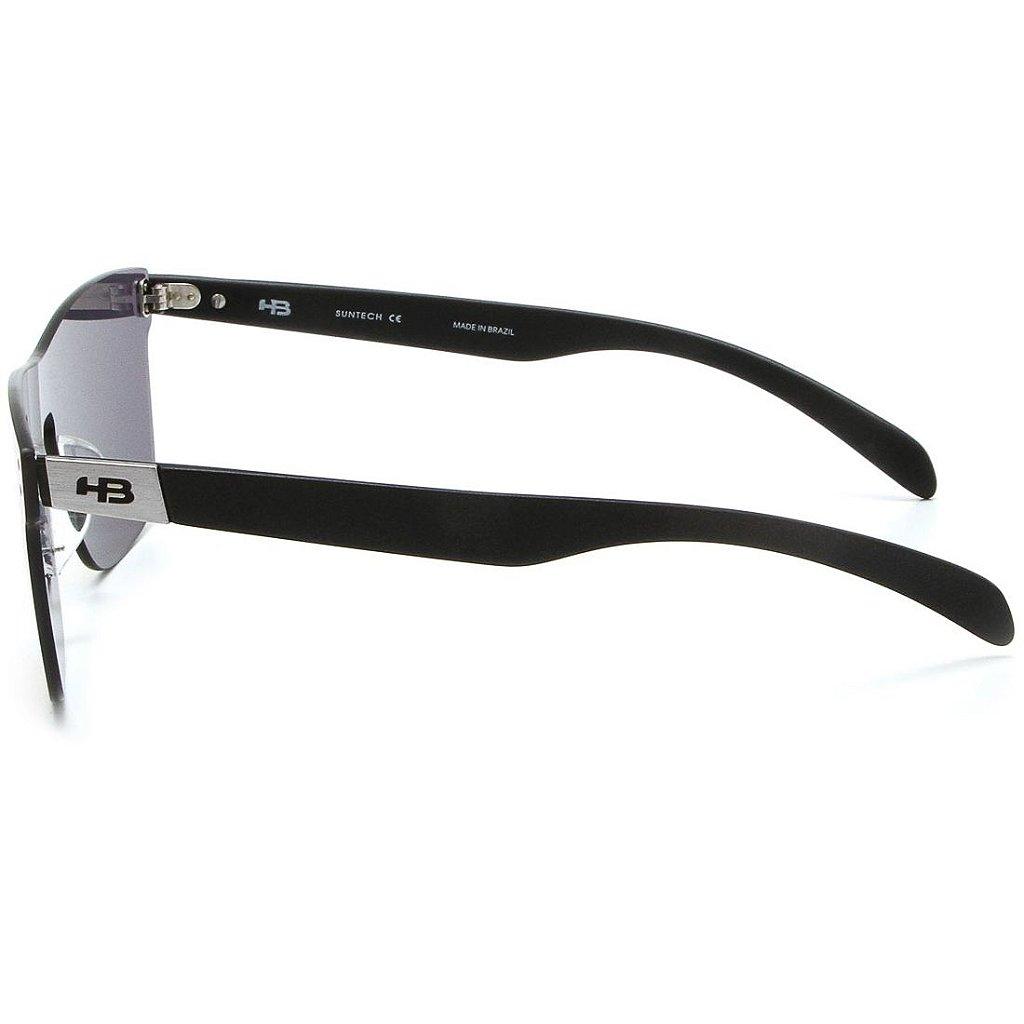 088a640251c49 ... Óculos de Sol HB H-Bomb Mask Matte Graphite I Red Chrome - Imagem 2 ...