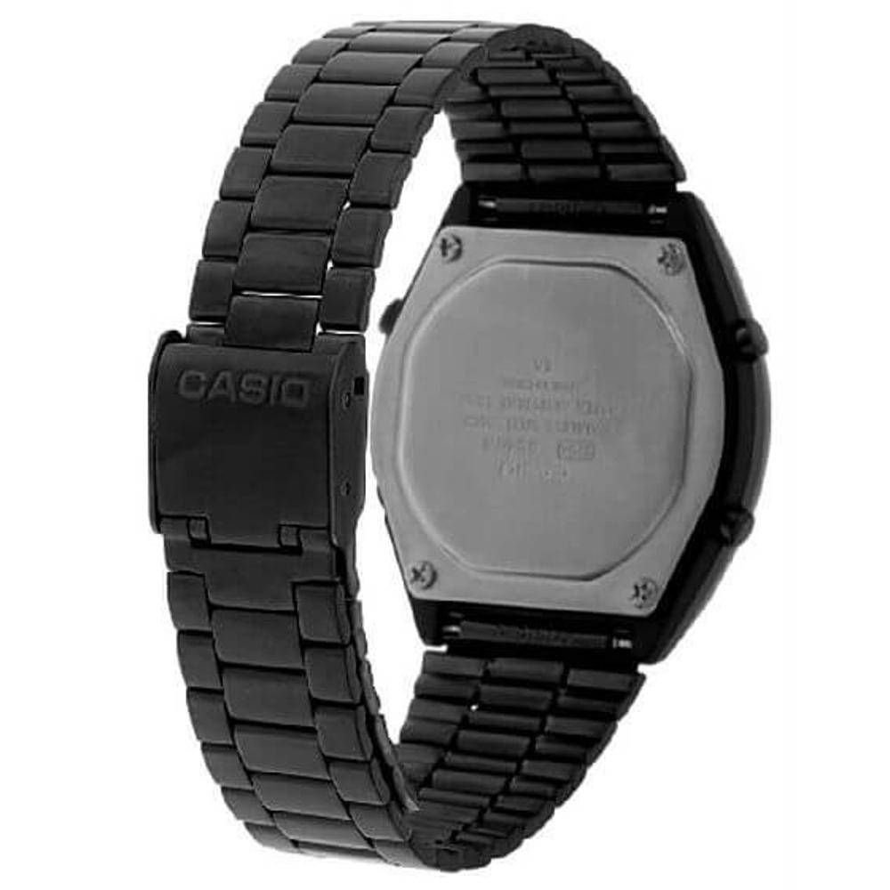 22f7c183548 Relógio Casio Vintage B640WB-1ADF Preto - Radical Place - Loja ...