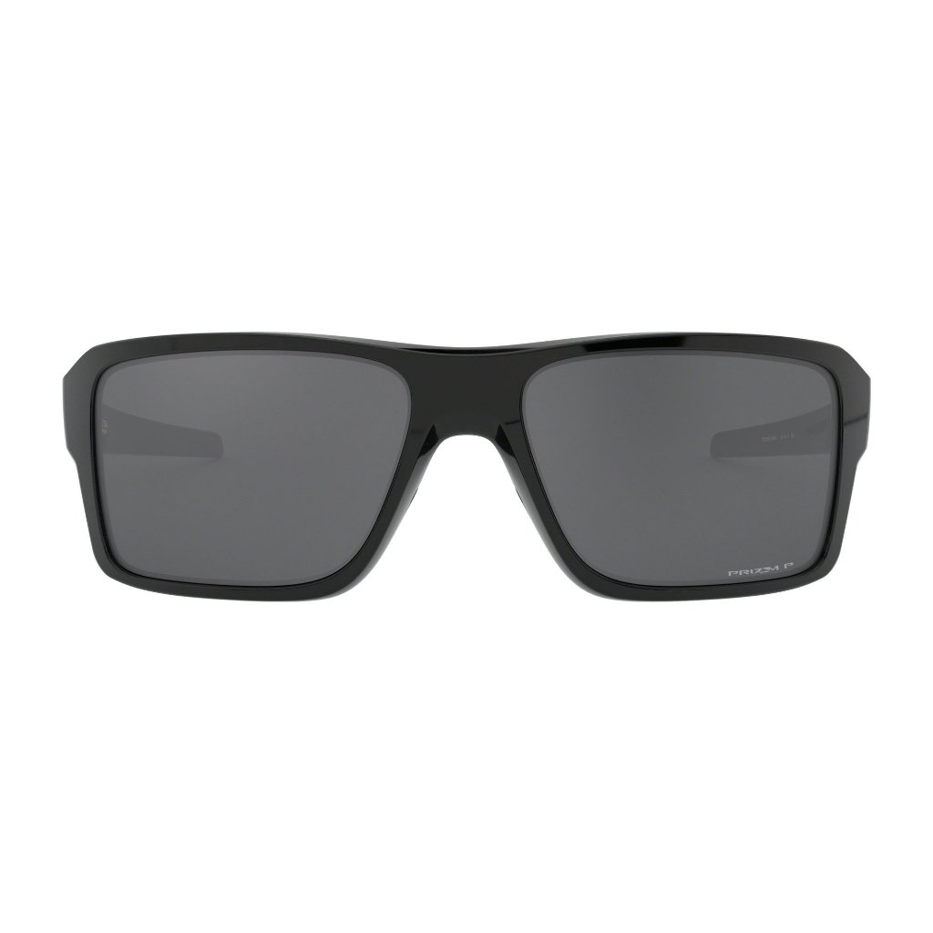 9ab5f8631 ... Óculos de Sol Oakley Double Edge Polished Black W/ Prizm Black Polarized  - Imagem 2 ...