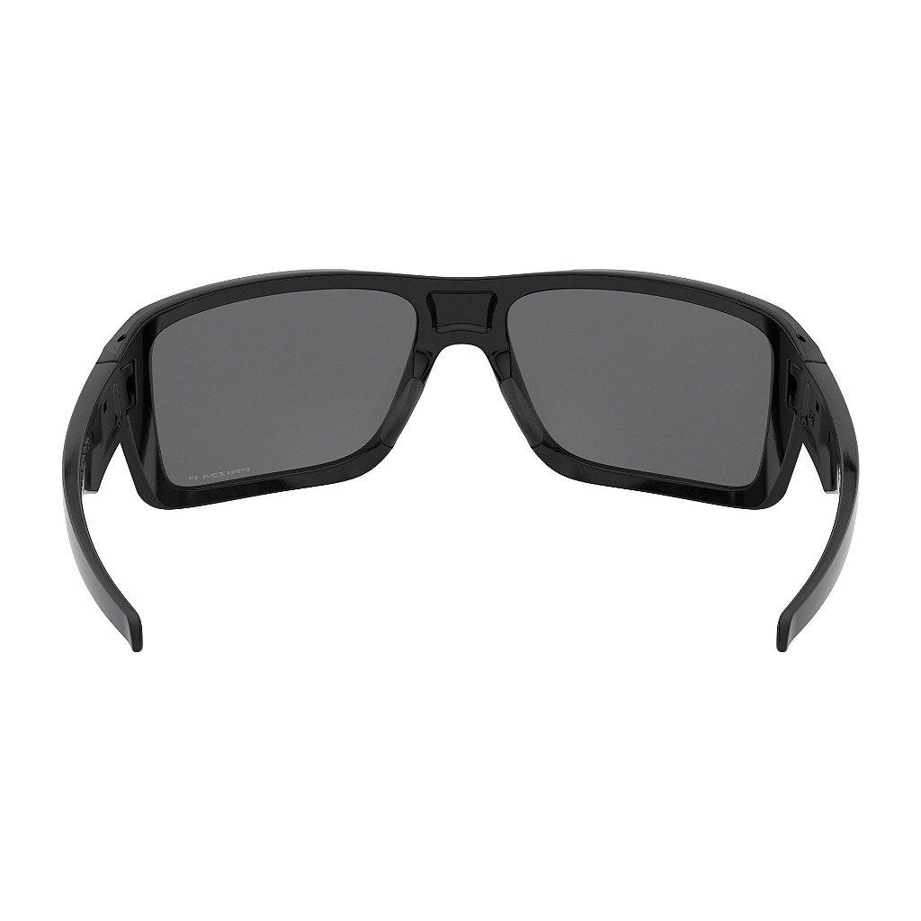 2a5af68a9 ... Óculos de Sol Oakley Double Edge Polished Black W/ Prizm Black Polarized  - Imagem 3 ...