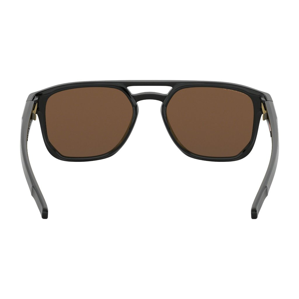 1905d20d8 ... Óculos de Sol Oakley Latch Beta Polished Black W/ Prizm 24k Polarized -  Imagem 4 ...