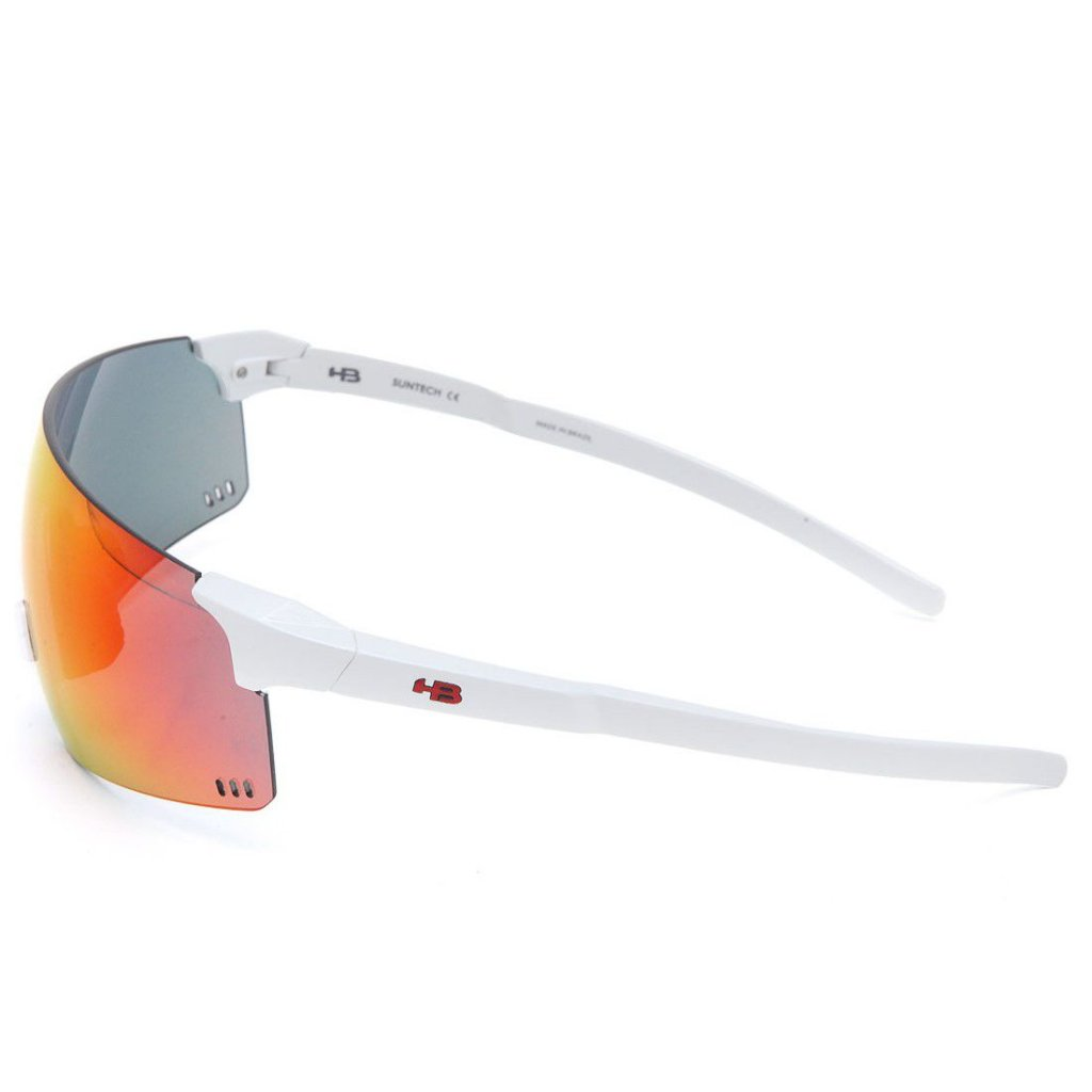 Óculos de Sol HB Quad R Pearled White l Red Chrome - Radical Place - Loja  Virtual de Produtos Esportivos