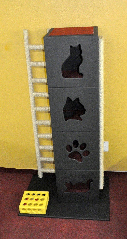 Arranhador Moveis Gato Hector