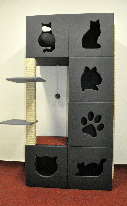 Arranhadores - tom - moveis gato